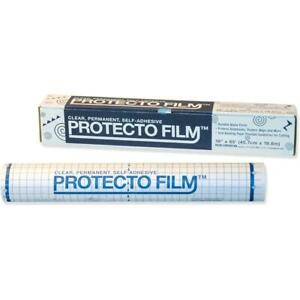 Pacon Clear Protecto Film Laminating Pouch sheet Size 18 Width X 65 Ft