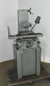 Sanford Model Mg Surface Grinder ctam 5838