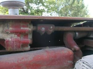 Behlen Farmall 400 450 Power Steering Unit With Brackets