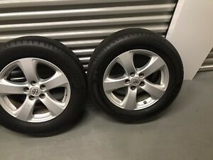2011 Toyota Sienna Le Rims With Wheels