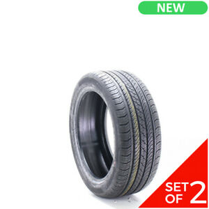 Set Of 2 New 235 45r18 Continental Procontact Tx 94h 9 5 32