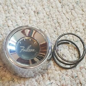 1960 1962 Ford Falcon Horn Button Vintage Original
