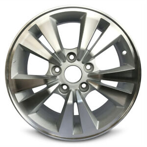 New 4 pack Rims 16x7 Inch Aluminum Wheel Rims For 2011 2012 Honda Accord 5 Lug