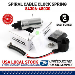 New 300lph Universal External Inline Fuel Pump E85 Bosch 0580254044 0440