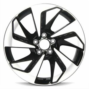 New 4 pack Rims 18x7 Inch Aluminum Wheel Rims For 15 16 Honda Cr v 5 Lug 114 3mm