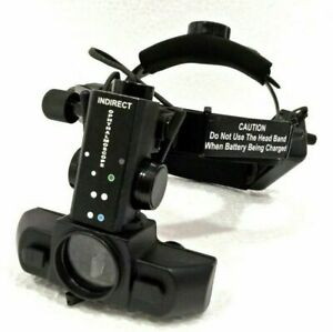 Indirect Ophthalmoscope Wireless Rechargeable Free Shipping Ophthalmology