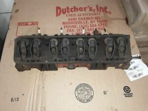 Cylinder Head 8 350 4bc 360 Hp Fits 69 70 Camaro 634460
