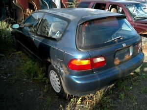 Engine Coupe 1 5l Vin 2 6th Digit Dx Fits 92 95 Civic 632803