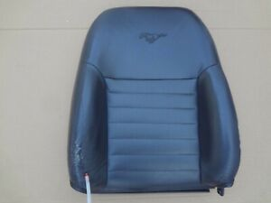 2002 2004 Mustang Coupe Black Leather Rh Front Seat Top Oem Sku Sa27