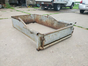 1937 1942 Chevy Coupe Pickup Truck Box 1938 1939 1940 1941 Free U s Shipping