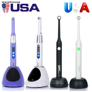 Woodpecker Dte Style Dental Cordless Iled Curing Light Cure Lamp 2300mw