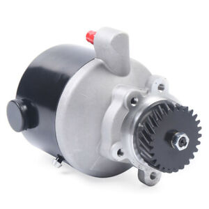 New Power Steering Pump cylinder For Ford New Holland Tractor 4630 4830 5030