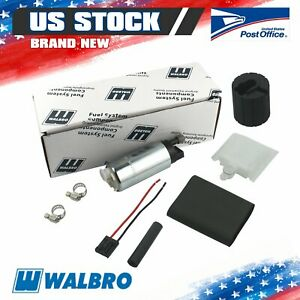 Genuine Walbro Gss342 Gss341 255lph High Pressure Psi Intake Racing Fuel Pump