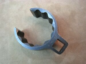 Large Snap On 1 13 16 1 2 Drive12 Point Flank Drive Flare Nut Crowfoot Wrench