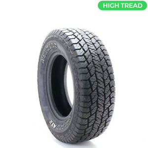 Used Lt 265 70r17 Hankook Dynapro At2 121 118s 14 32