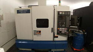 1999 Mori Seiki Mv 40e Cnc 3 axis Vertical Machining Center Vmc