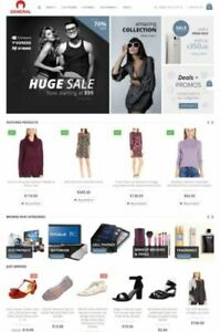 Amazon Ebay Aliexpress Affiliate Website For Sale All in one
