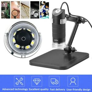 500x 1000x Hd Magnifier Digital Microscope For Dissection Examination Inspection