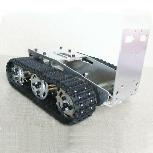 Smart Robot Car Chassis Tracked Tank For Wifi Car Mechanical Arm Chassis B Tzt