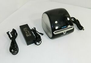 Dymo Labelwriter 4xl Label Thermal Printer Black With Cords Tested Guaranteed