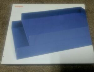 New Poppin Letter Tray 2 Purple