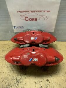 2015 2019 Bmw F22 F30 F31 F32 M2 M3 M4 Brake Caliper Set Brembo Front Left Right