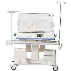 Drager Air Shields Isolette C2000 Infant Incubator Certified Refurbished