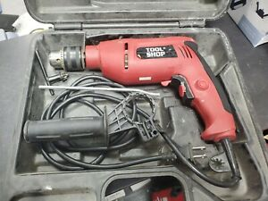 Tool Shop Ct2341 1 2 Hammer Drill With Craftsman Case