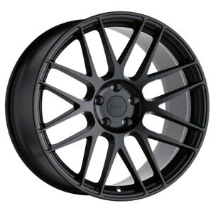 Tsw Nord Rim 20x9 5x112 Offset 35 Semi Gloss Black Rf Quantity Of 1