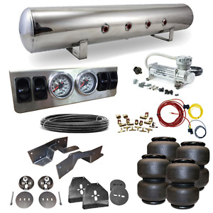63 72 C10 C20 Airbag Kit Stage 1 1 4 Manual Control 4 Path Air Ride System