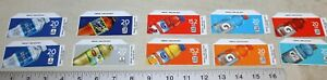Soda Machine Vending Machine Bottle Flavor Strips Qty Of 10 For 1 Price