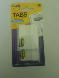 Post it Tabs 50 Tabs