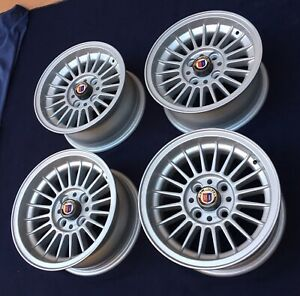 Alpina 13 Classic Wheels Rims Rare Euro Bmw E21 E10 E6 2002 Ti Tii 320is 323i