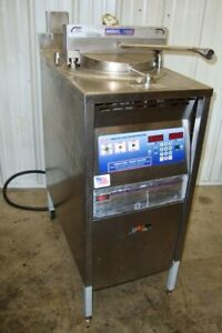 Broaster 1600 Electric Pressure Fryer With Filtration