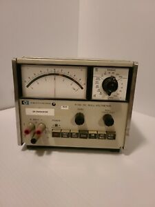 Hp 419a Dc Null Voltmeter