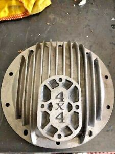 8 2 8 5 10 Bolt Rear End Differential Cover Gm Chevy 4x4