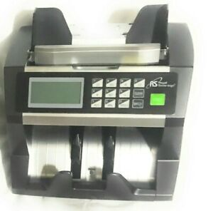 Royal Sovereign Digital Cash Counter Holds Up To 500 Bills Counterfeit Detection