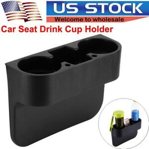 3 In 1 Car Cup Holder Organizer Multifunction Interior Seat Phone Drink Holder