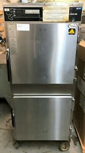 Full Height Cook And Hold Smoker Oven With Deluxe Controls