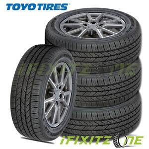 4 Toyo Extensa A s Ii 205 55r16 91h Tires All season Touring 620aa 75000 Mile