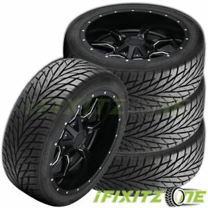 4 Toyo Proxes S t 265 50r20 111v All Season High Performance Tires For Truck suv