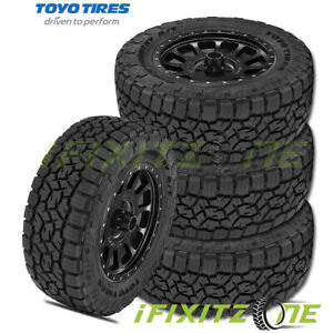 4 Toyo Open Country A t Iii P265 70r16 111t All Terrain Tires 65k Mile Warranty