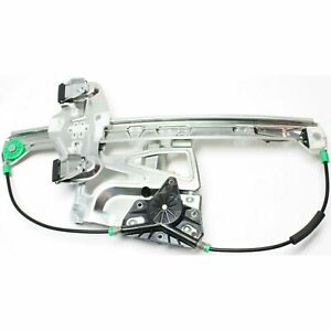 New Power Window Regulator With Motor Front Left Fits Cadillac Deville 2000 2005