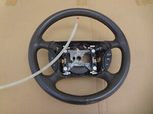 2003 2004 Mustang Cobra Steering Wheel Leather Oem Sku Vv641
