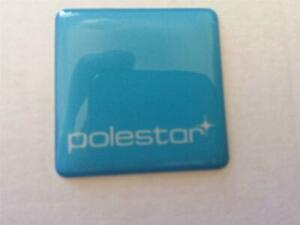 Volvo Polestar Performance Racing Badge Emblem 3d Domed Resin S60 C30 V70 Xc70
