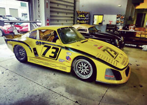 Porsche 935 Rear Body Kit Race Car Parts