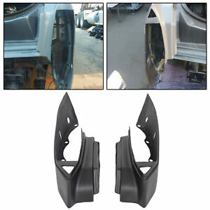 For Cadillac 1990 91 92 Fleetwood Brougham Coupe Deville Rear 1 4 Panel Fillers