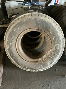 Super Trailer 10 00 20 Ply 14 Trailer Tires With Wheels