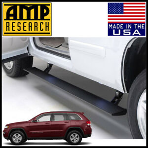 Amp Research Powerstep Electric Running Boards Fit 2014 2017 Grand Cherokee Gas