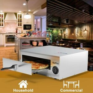 New Stainless Steel Pizza Oven Perfect Kitchen Coutertop Design Size